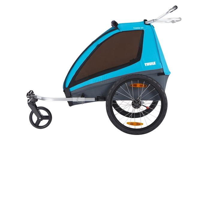 Coaster bike trailer+Stroll