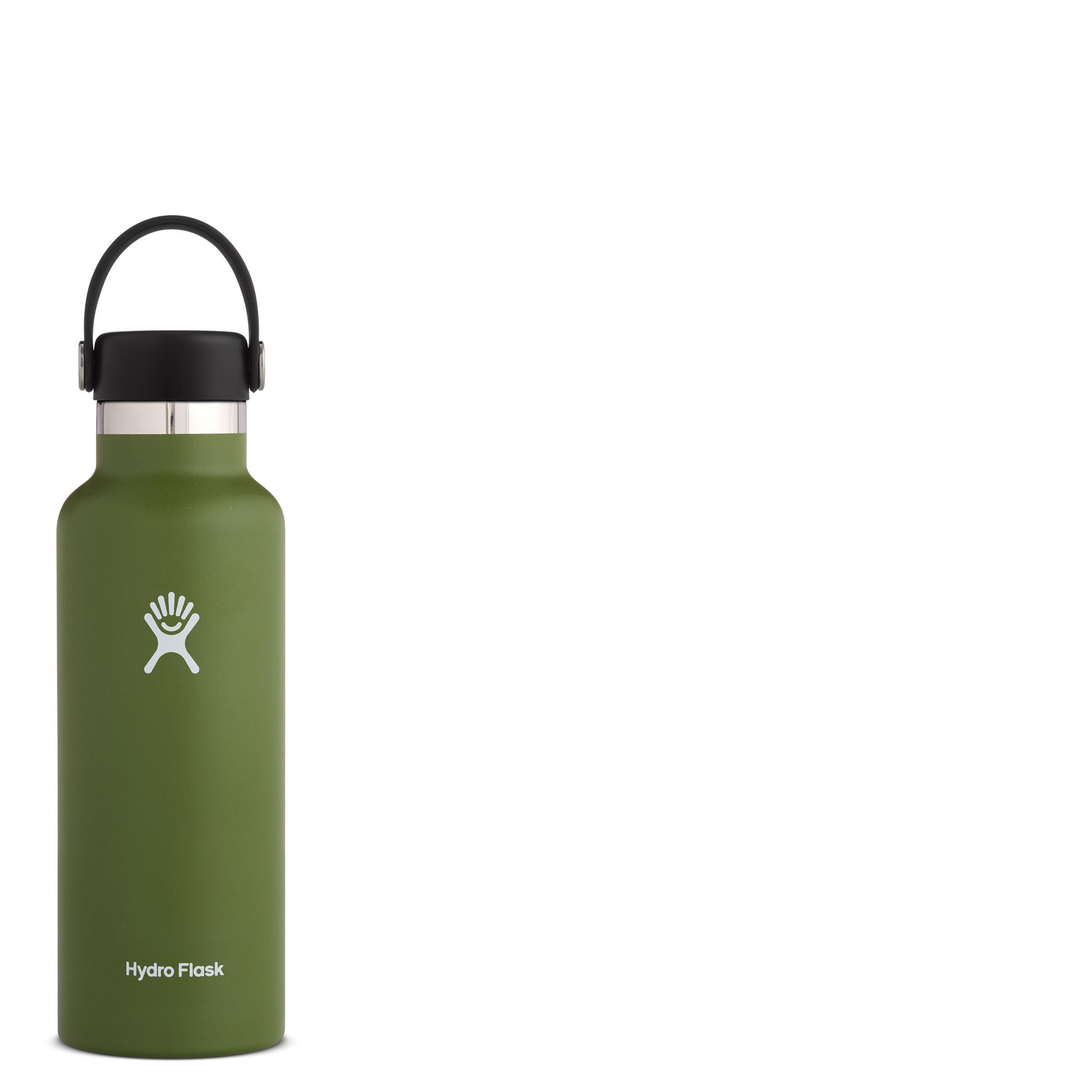 Hydroflask 18 oz standard mouth