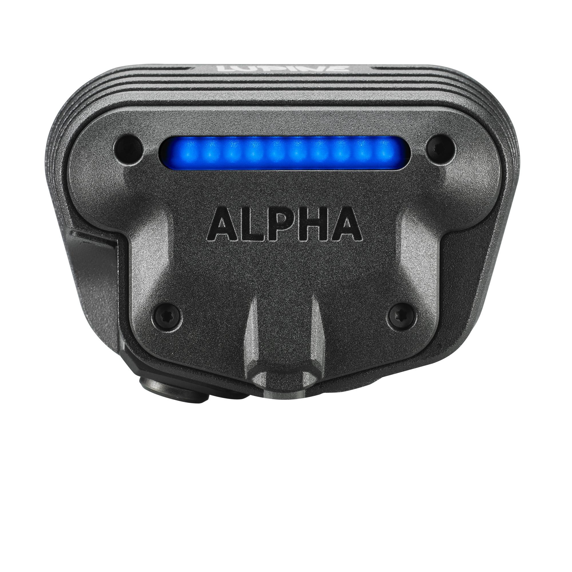 Lupine Alpha (7.200 Lumen) 31.8mm