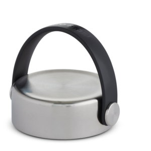 Wide Stainless Steel Cap