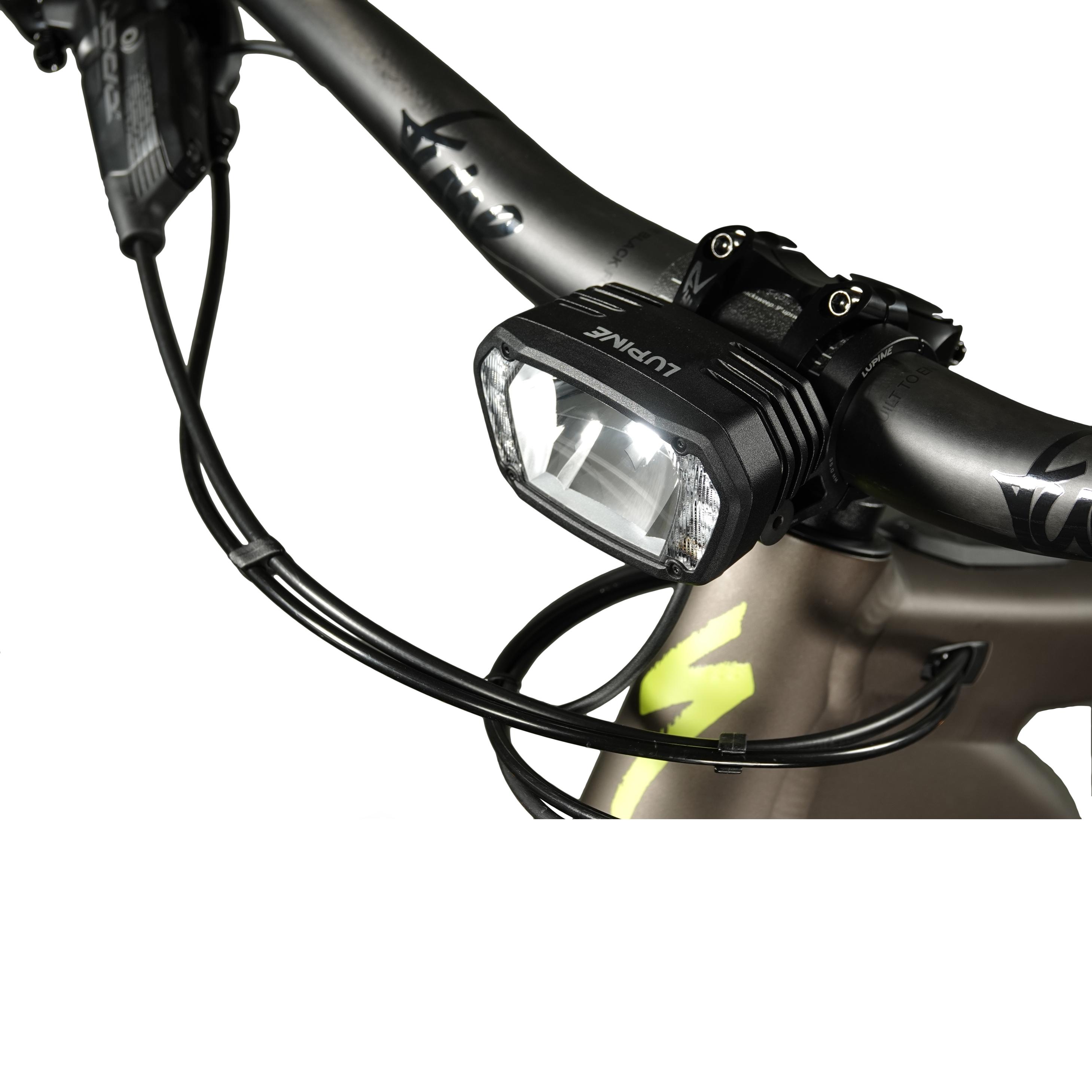 Lupine SL X Shimano 31.8mm